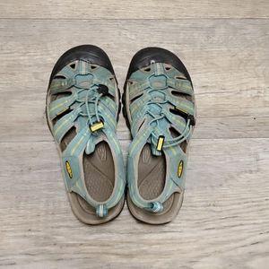 Keen Newport H2 Canvas Sport Sandals shoes